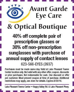 Avant Garde Eye Care