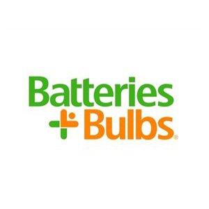 batteries + bulbs logo